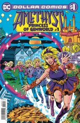 DC Comics's Amethyst: Princess of Gemworld Issue # 1dollar comics