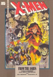 Marvel Comics's Uncanny X-Men: From the Ashes TPB # 1