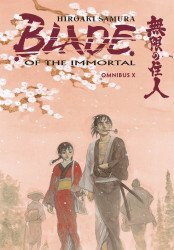 Dark Horse Comics's Blade of the Immortal Omnibus TPB # 10