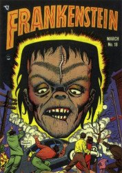 PS Artbooks's Roy Thomas Presents: Briefer Frankenstein Hard Cover # 6b