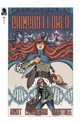Dark Horse Comics's Crimson Flower Issue # 1