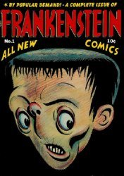 Prize Publications's Frankenstein  Issue # 1