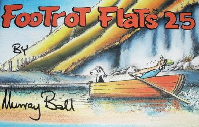 Orin Books's FooTrot Flats Soft Cover # 25