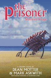 Titan Comics's The Prisoner: Shattered Visage  TPB # 1