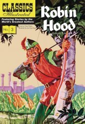 Classics Illustrated's Classics Illustrated: Robin Hood Hard Cover # 1