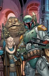 Marvel Comics's Star Wars: War of the Bounty Hunters - Alpha Issue # 1comicselite-b