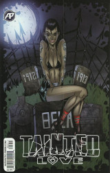 Antarctic Press's Tainted Love Issue # 2