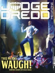 Rebellion's Judge Dredd: Megazine Issue # 388