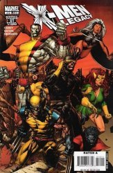 Marvel Comics's X-Men: Legacy Issue # 212