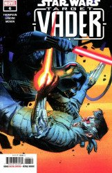 Marvel Comics's Star Wars: Target - Vader Issue # 6