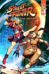 UDON Entertainment's Street Fighter Unlimited Issue # 3