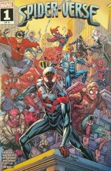 Marvel Comics's Spider-Verse Issue # 1walmart