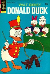 Gold Key's Donald Duck Issue # 146