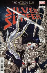 Marvel Comics's Silver Surfer: Prodigal Sun Issue # 1b