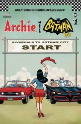 Archie Comics Group's Archie Meets Batman '66 Issue # 1f