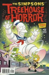 Bongo Comics's Bart Simpson's Treehouse of Horror Issue # 22