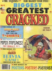 Major Magazines's Biggest Greatest Cracked Issue # 18