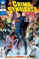 DC Comics's Crime Syndicate Issue # 1