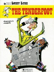Dargaud Publishing International's Lucky Luke: Tenderfoot Soft Cover # 1