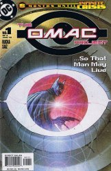 DC Comics's The OMAC Project Issue # 1