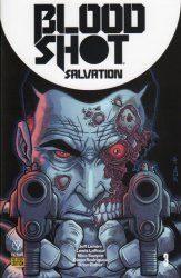 Valiant Entertainment's Bloodshot: Salvation Issue # 3g