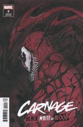 Marvel Comics's Carnage: Black, White & Blood Issue # 2c