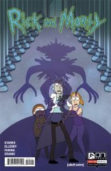 Oni Press's Rick and Morty Issue # 24