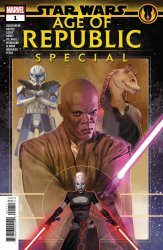 Marvel Comics's Star Wars: Age Of Republic Special  Special # 1