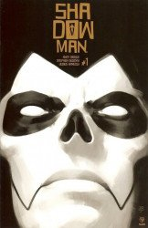 Valiant Entertainment's Shadowman Issue # 1g