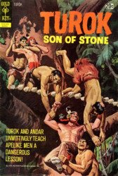 Gold Key's Turok, Son of Stone Issue # 77b