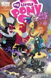 IDW Publishing's My Little Pony: Friendship is Magic Issue # 30hot topic