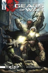 IDW Publishing's Gears of War: Hivebusters Issue # 5ri