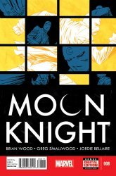 Marvel's Moon Knight Issue # 8