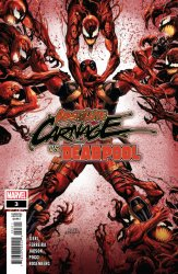 Marvel Comics's Absolute Carnage vs Deadpool Issue # 3