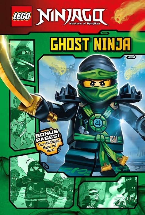 Lego Ninjago: Masters of Spinjitzu Soft Cover 2 (Little, Brown Books ...