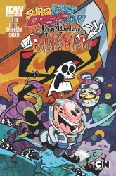 IDW Publishing's Super Secret Crisis War: Grim Adventures of Billy & Mandy Issue # 1