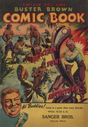 Buster Brown Shoes's Buster Brown Comics Issue # 1sanger