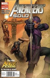 Marvel Comics's Avengers: Solo Issue # 1b