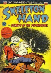 American Comics Group's Skeleton Hand Issue # 4