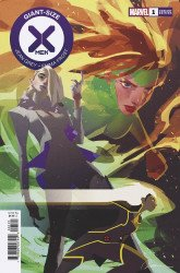 Marvel Comics's Giant-Size X-Men: Jean Grey & Emma Frost Giant Size # 1b