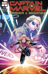 Marvel Comics's Captain Marvel: Braver & Mightier Issue # 1walmart