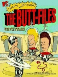 MTV Books's Beavis and Butthead: Butt-Files TPB # 1