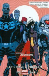 Marvel's Secret Avengers TPB # 1