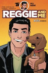 Archie Comics Group's Reggie And Me Issue # 5