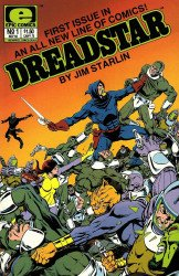 Epic Comics's Dreadstar Issue # 1