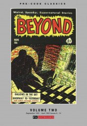 PS Artbooks's Pre-Code Classics: The Beyond Hard Cover # 2