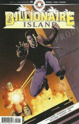 Ahoy Comics's Billionaire Island Issue # 2b