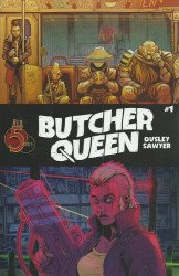 Red 5 Comics's Butcher Queen  Issue # 1