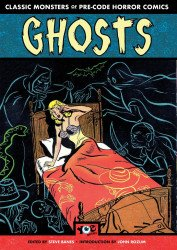 IDW Publishing's Ghosts: Classic Monsters of Pre-Code Horror Comics TPB # 1