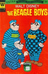 Gold Key's Beagle Boys Issue # 15whitman
